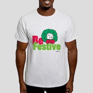 Snoopy: Be Festive Light T-Shirt