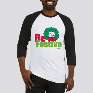 Snoopy: Be Festive Baseball Jersey