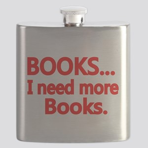BOOKS... I need more Books. Flask