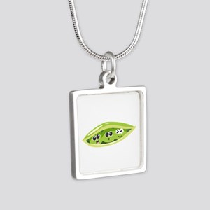 Sweet Pea Vegetbale Necklaces