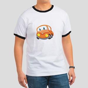 Toy Orange Car T-Shirt