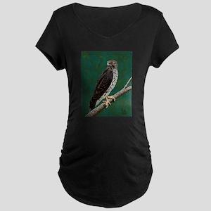 Cooper's Hawk: Maternity Dark T-Shirt