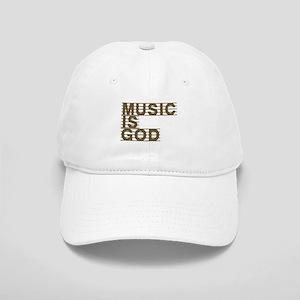 Music Is God Cap