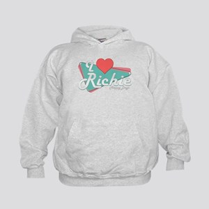 I Heart Richie Kid's Hoodie