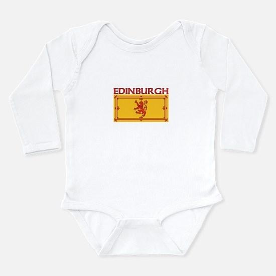 Edinburgh, Scotland Infant Bodysuit Body Suit