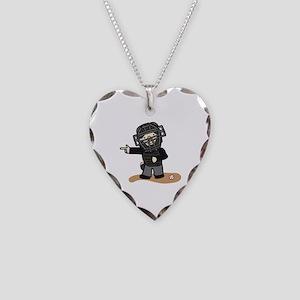 Umpire Boy Necklace