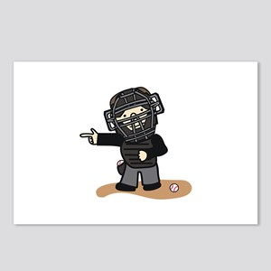 Umpire Boy Postcards (Package of 8)