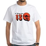 WKTQ (13Q) Pittsburgh '73 - White T-Shirt