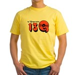 WKTQ (13Q) Pittsburgh '73 - Yellow T-Shirt
