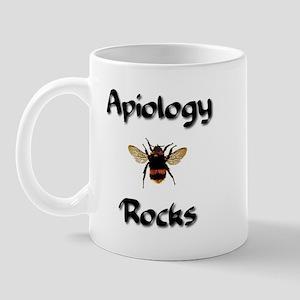 Apiology Rocks 2 Mug