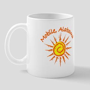 Mobile, Alabama Mug