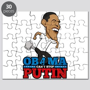 Obama Can't Stop Putin Pooting Farting Puzzle
