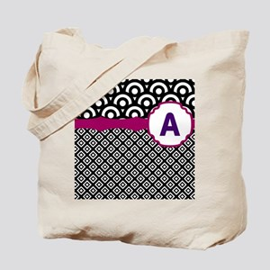 Diamond Circle Tote Bag