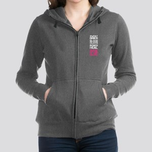 Suck It Up Princess Women's Zip Hoodie