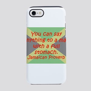 You Can Say Anything iPhone 7 Tough Case