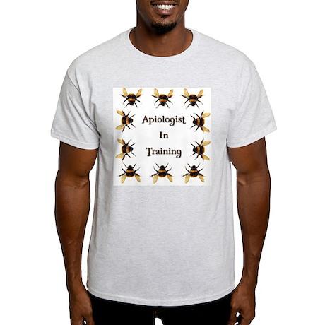 Apiologist In Training 2 Light T-Shirt