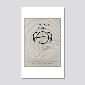 Living Doll 20x12 Wall Decal