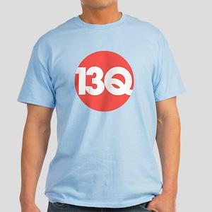 WKTQ (13Q) Pittsburgh '77 - Light T-Shirt