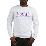 Vocal Long Sleeve T-Shirt