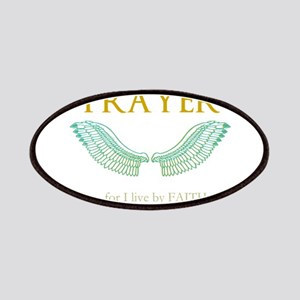 OYOOS Prayer Wing design Patches