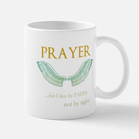 OYOOS Prayer Wing design Mugs