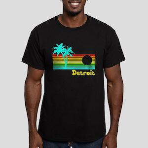 Tropical Detroit (funny vintage design) T-Shirt