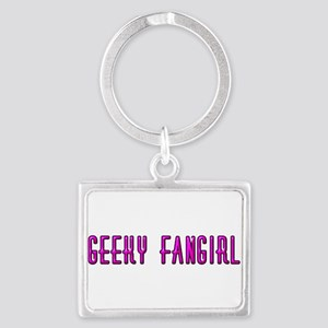 Geeky Fangirl Keychains