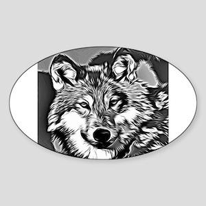 Wolf 2014-0802 Sticker