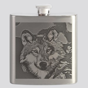 Wolf 2014-0802 Flask