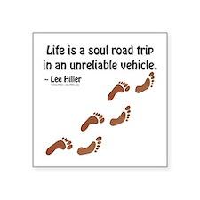 Soul Road Trip Sticker