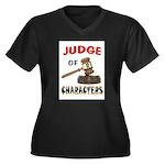 JUDGE Plus Size T-Shirt