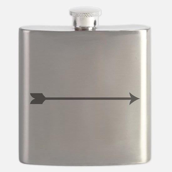 Black Arrow Flask
