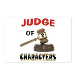 JUDGE Postcards (Package of 8)