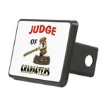 JUDGE Hitch Cover