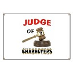 JUDGE Banner