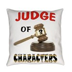 JUDGE Everyday Pillow