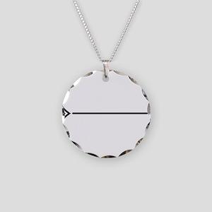 Fish Arrow Necklace