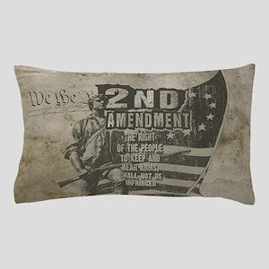 2nd Amendment Pillow Case