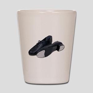 TapShoes012511 Shot Glass
