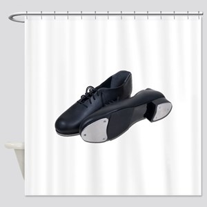 TapShoes012511 Shower Curtain