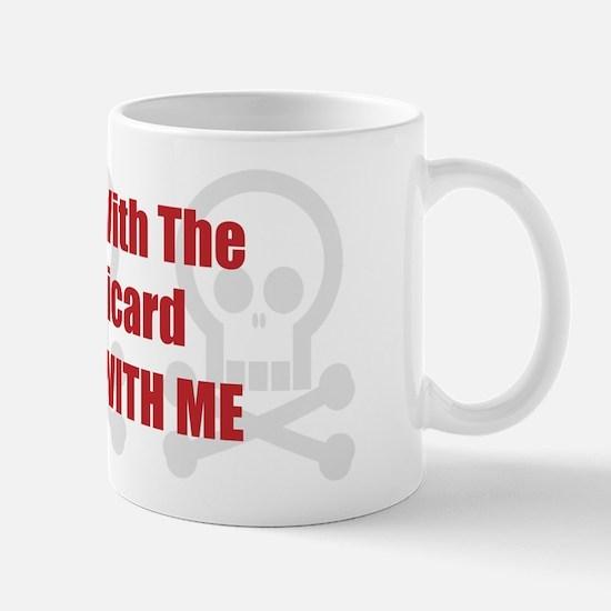 Mess With Berger Mug