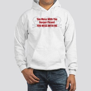 Mess With Berger Hooded Sweatshirt