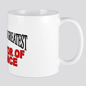 """The World's Greatest Director of Finance"" Mug"