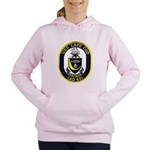 USS CAPE COD Women's Hooded Sweatshirt