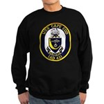 USS CAPE COD Sweatshirt (dark)