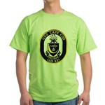 USS CAPE COD Green T-Shirt