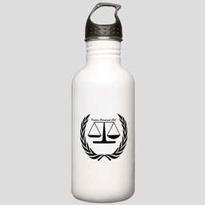 Kaplan Univeristy Stainless Water Bottle 1.0l