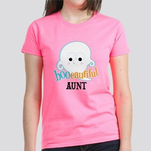 Booeautiful Aunt Women's Dark T-Shirt