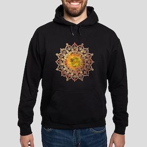 Decorative Sun Hoodie (dark)