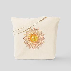 Decorative Sun Tote Bag